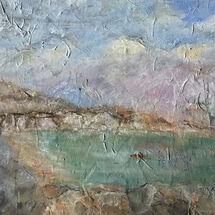 """"""" Coastline"""" by Petrina Kerr"""