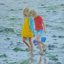 """Sharing Secrets' by Adrian Masson"