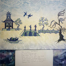 """""""The Willow Pattern"""" by Marjorie Rae"""