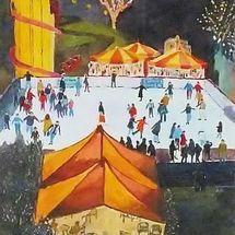 Christmas Skate  Off