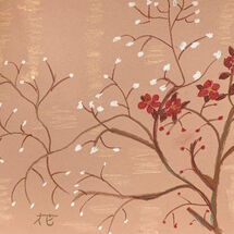 """Japanese blossom"" by Hazel Campbell"