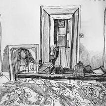 """""""Looking through"""" by Jan Callender"""