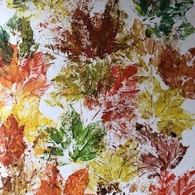 """""""Shades of Autumn"""" by Barbara Wade"""