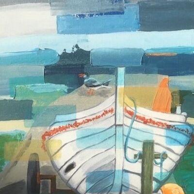 """""""Old Pier at Dalgety Bay"""""""