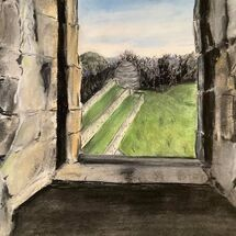 """Through the Window"" by Gwynith Young"