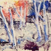 """Woodland Forest"" by Gwynith Young"
