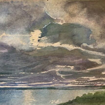 """From Hawkcraig Point"" by Jan Callender"