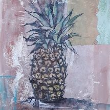 """Pineapple"" by Margaret Cummins"