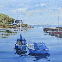 Harbour View,  Aberdour