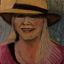 Self Portrait - must have Hat and no flowers!!