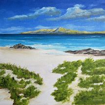 North End Beach,  Iona