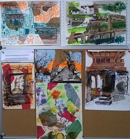 random collage 2