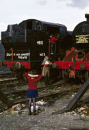 Withdrawn Locos awaiting rescue, Barry scrapyard Wales