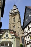 Bad Wildungen, Hesse.