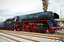 Class 01 steam locomotive, Germany.
