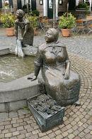 Market Fountain, Meerbusch Lank-Latum.