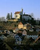 Gößweinstein, Franconia, Germany.