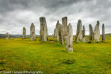 Calanish Stone circle, Isle of Lewis
