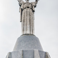 The Statue of the Motherland