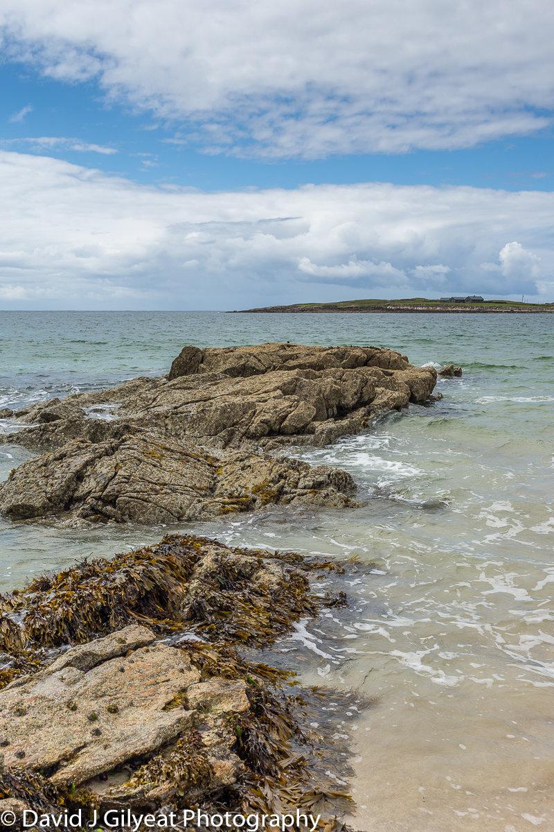 The beautiful Western Irish coastline.
