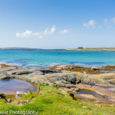 West Ireland coastline, Clifden