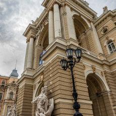 The Opera House, Odessa, Ukraine