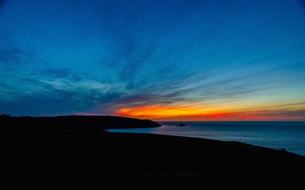 Dartmouth sunset 1