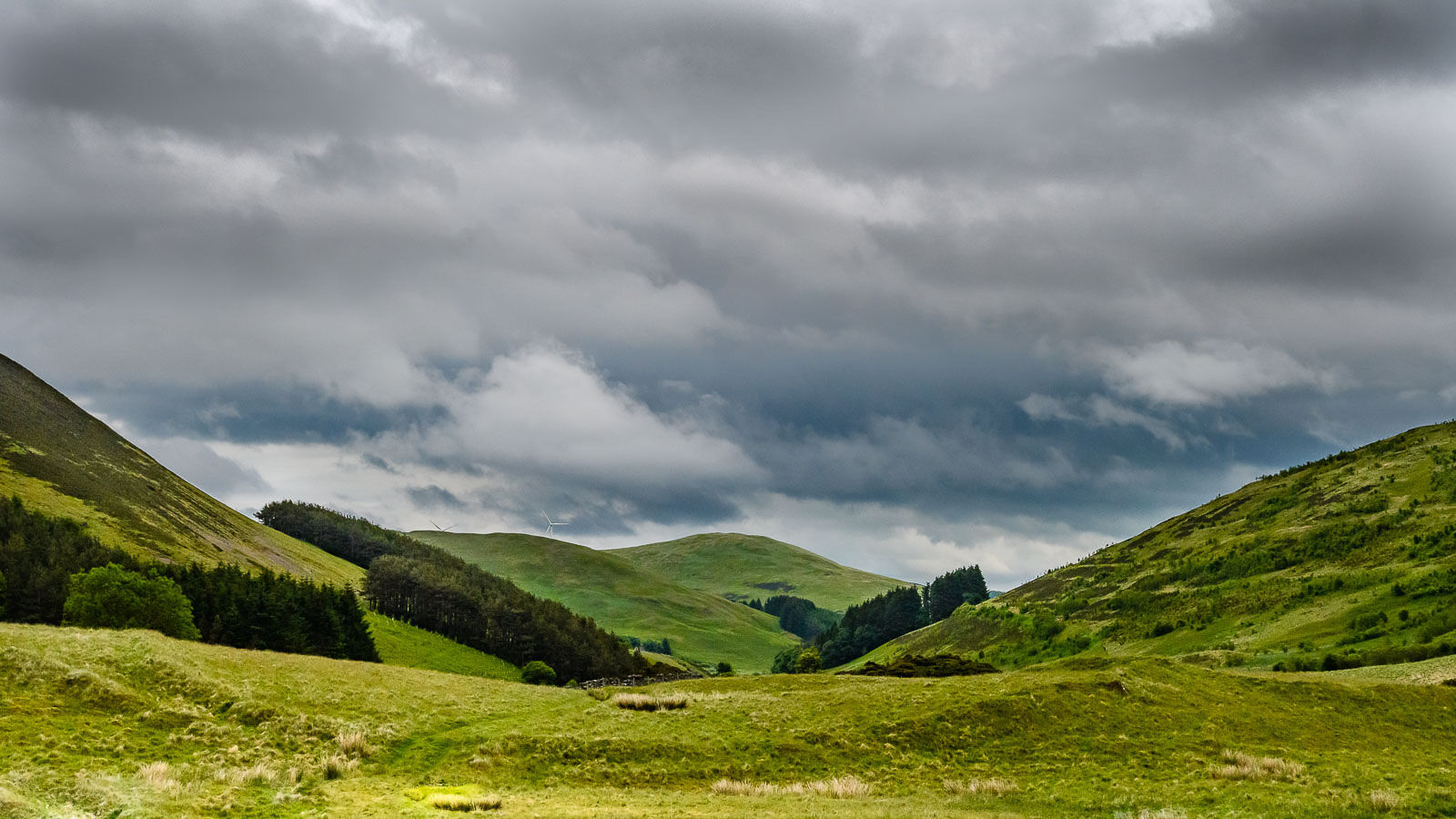 Scotland Wind Power