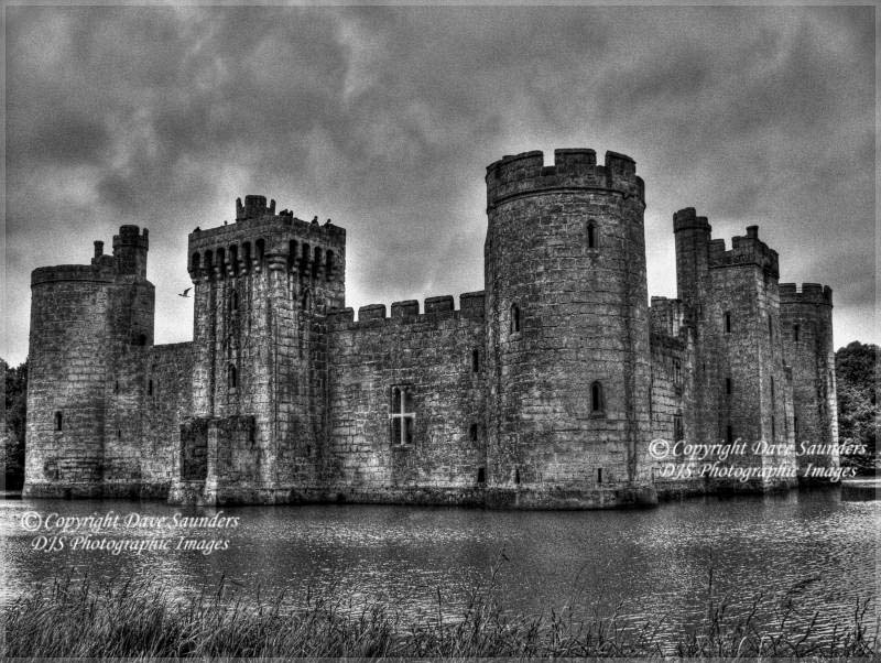 Bodium Castle, England.