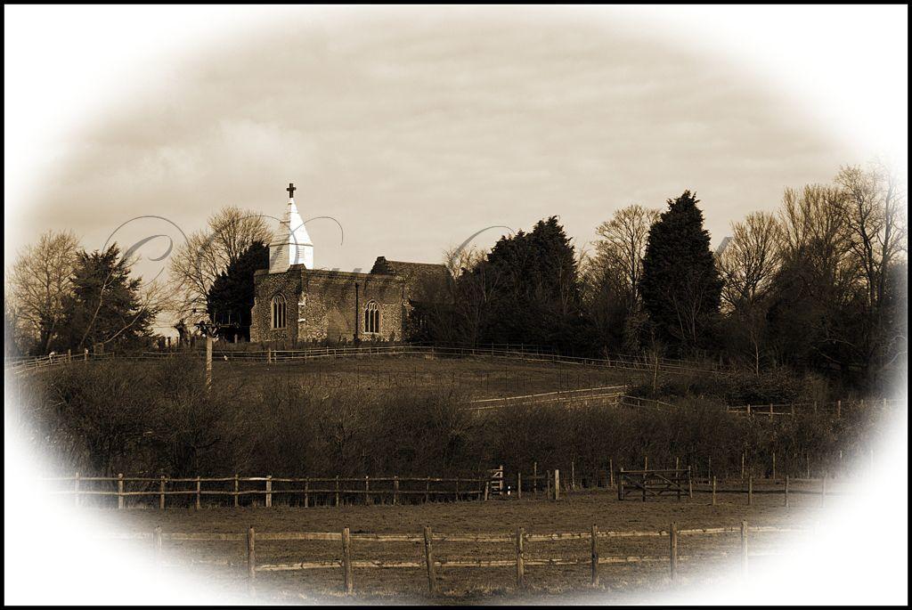 Stow Maries Church