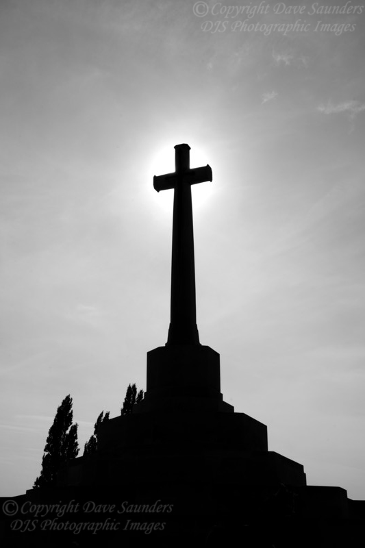 Memorial at Tyne Cot Cemetery