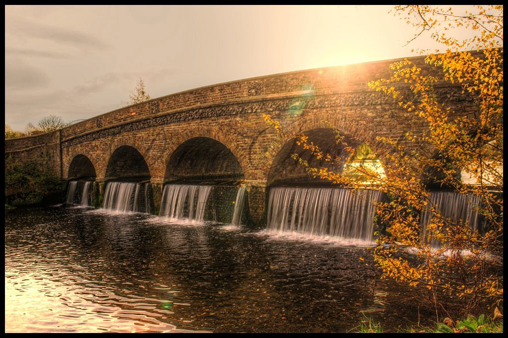 Five Arches in Autumn