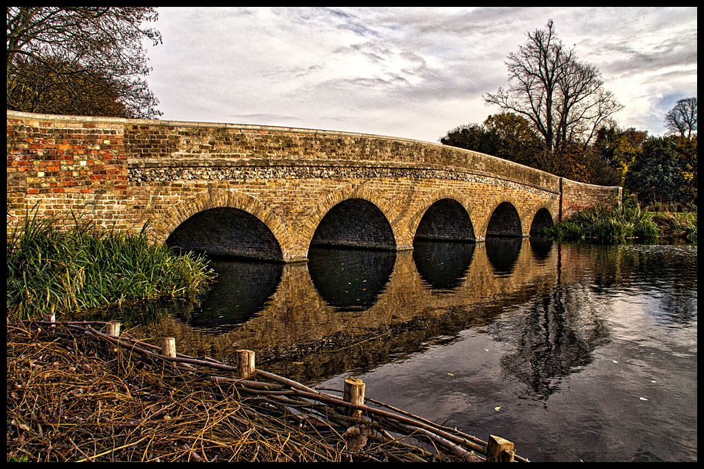 Five Arches Bridge