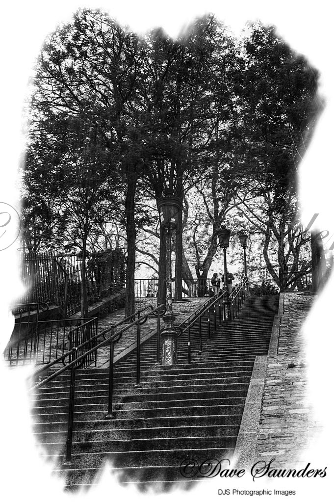 Parisian steps
