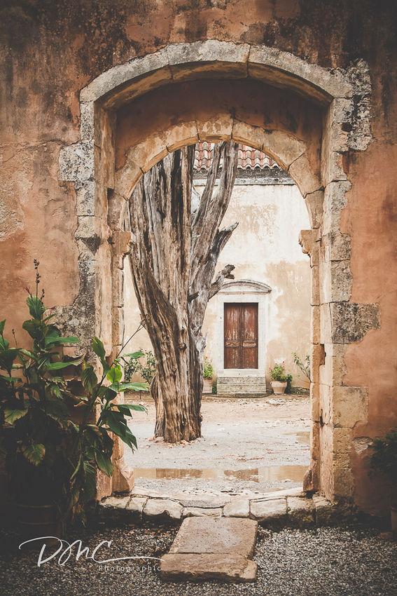 Cretan Arch