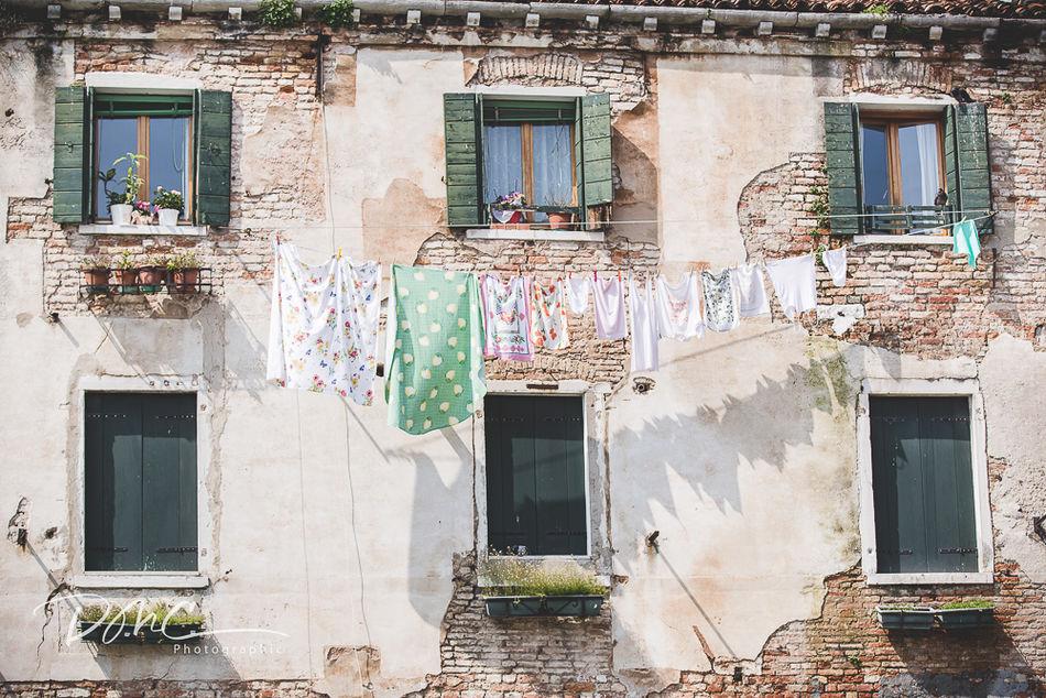Venitian Washing