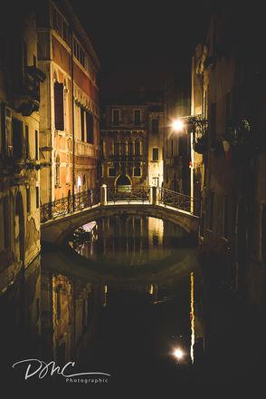One Night in Venice