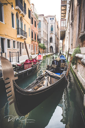 Gondola at Rest