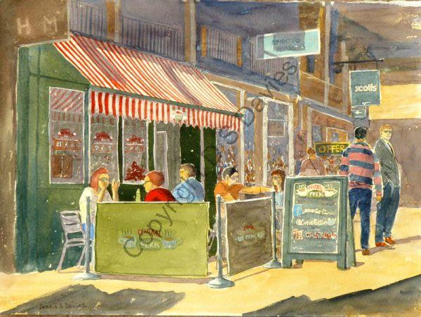 Al Fresco, Bridge Street, Chester