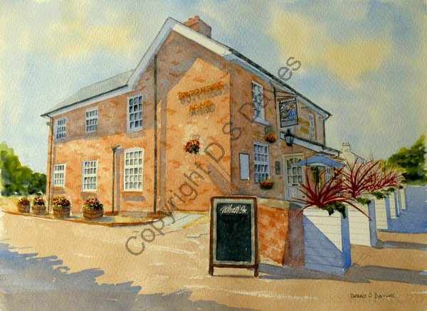 The Butchers Arms, Rossett