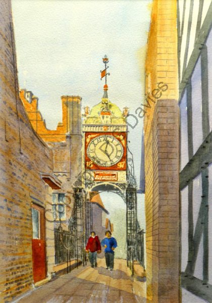 Chester Clock