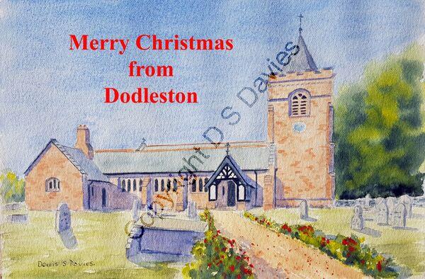 Merry Christmas Dodleston