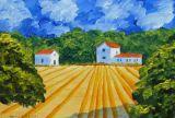 Farmhouse by Canal Du Midi, France