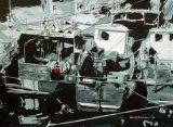 Fishing Boats, Seahouses, Northumberland