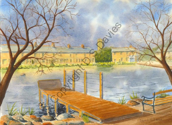 The Lake, Gresford