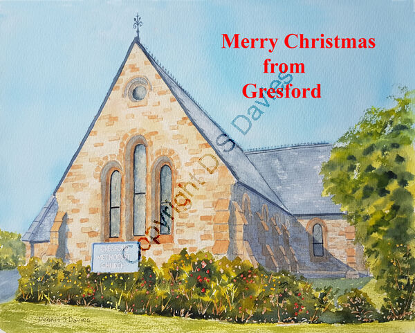 Merry Christmas Gresford Methodist