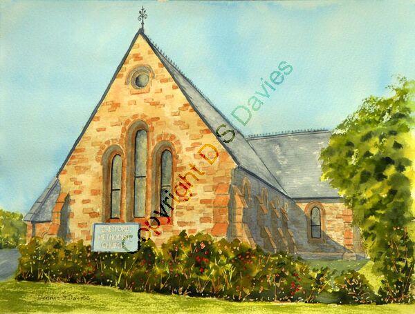 Gresford Methodist Church. SOLD