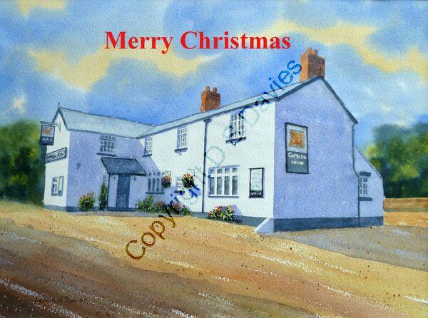 The Griffin Inn, Gresford - Christmas