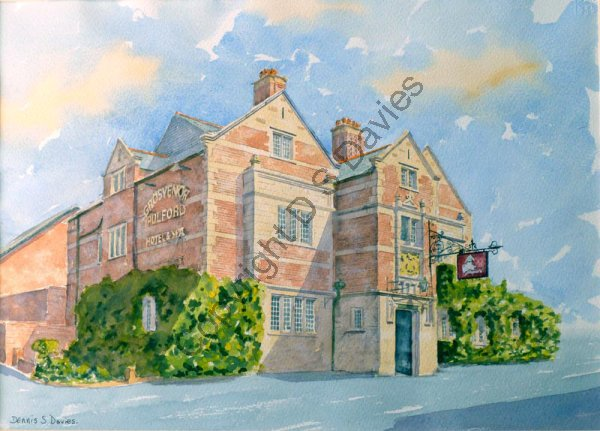 The Grosvenor Arms, Pulford