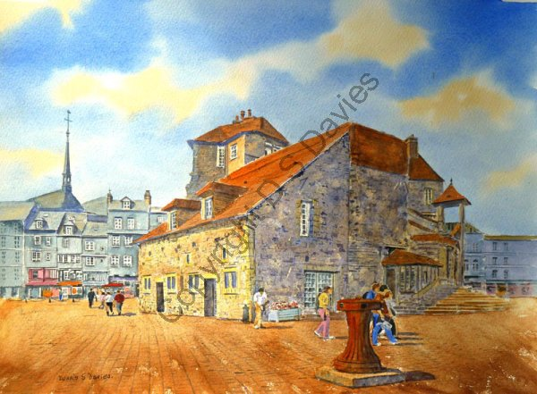 Lieutenancy Honfleur France